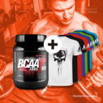 ТЕНИСКА PUNISHER + BCAA  ACTIVLAB
